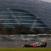 Lewis Hamilton at Abu Dhabi GP PaddockTalk/Courtesy Of McLaren
