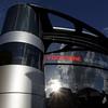 McLaren Brand Centre at Belgian GP PaddockTalk/Courtesy Of McLaren