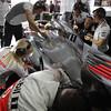 Mechanic of Vodafone McLaren Mercedes at German GP PaddockTalk/Courtesy Of McLaren