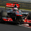 Jenson Button at Grand Prix of Hungary PaddockTalk/Courtesy Of McLaren