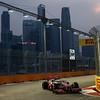 Lewis Hamilton at Singapore GP PaddockTalk/Courtesy Of McLaren