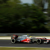 Lewis Hamilton at Grand Prix of Hungary PaddockTalk/Courtesy Of McLaren