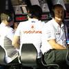 Martin Whitmarsh at Singapore GP PaddockTalk/Courtesy Of McLaren
