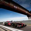 Lewis Hamilton at Korean GP PaddockTalk/Courtesy Of McLaren