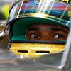 Lewis Hamilton at British GP PaddockTalk/Courtesy Of McLaren