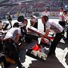 Jenson Button at Spanish GP PaddockTalk/Courtesy Of McLaren