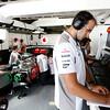 Tom Stallard at Japanese GP PaddockTalk/Courtesy Of McLaren