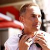 Martin Whitmarsh at Spanish GP PaddockTalk/Courtesy Of McLaren