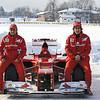 FIORANO 03/02/2012 - PRESENTAZIONE FERRARI F2012<br /> © FOTO ERCOLE COLOMBO