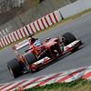 BARCELLONA (SPAGNA) 21/02/2013 - TEST F1 2013 -  <br /> © FOTO STUDIO COLOMBO X FERRARI