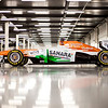 Sahara Force India F1 VJM06.<br /> Sahara Force India F1 VJM06 Launch, Friday 1st February 2013. Silverstone, England.