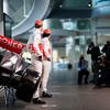 McLaren Technology Centre, Surrey, UK<br /> 31st January 2013 <br /> Jenson Button, McLaren and Sergio Perez, McLaren. <br /> Photo: Vodafone McLaren Mercedes (Copyright Free FOR EDITORIAL USE ONLY) <br /> ref: Digital Image _00P5456