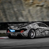McLaren P1 Development test Castelloli Spain