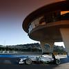 Nico Rosberg  #8#  (GER), Mercedes AMG Petronas F1 Team (GER). First official Formula one testing 2013Jerez de la Frontera.Test Photo: activepictures/jiri krenek