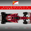 2014 Ferrari Formula One F1 F14-T Courtesy of Ferrari
