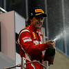 2011 Abu Dhabi Grand Prix - Sunday<br /> Yas Marina Circuit, Abu Dhabi, United Arab Emirates<br /> 13th November 2011.<br /> Fernando Alonso, Ferrari 150° Italia. <br /> Photo: Steven Tee/LAT Photographic <br /> ref: Digital Image _A8C5873A