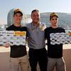 2011 Abu Dhabi Grand Prix - Sunday<br /> Yas Marina Circuit, Abu Dhabi, United Arab Emirates<br /> 13th November 2011.<br /> GP3 prize winners<br /> Photo: :Andrew Ferraro/LAT Photographic <br /> ref: Digital Image _Q0C7916