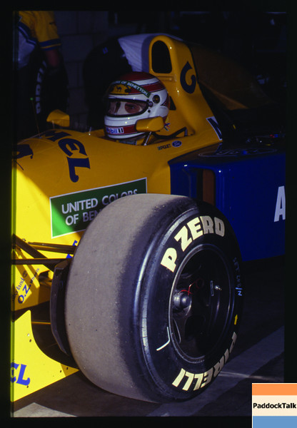 Courtesy of Pirelli