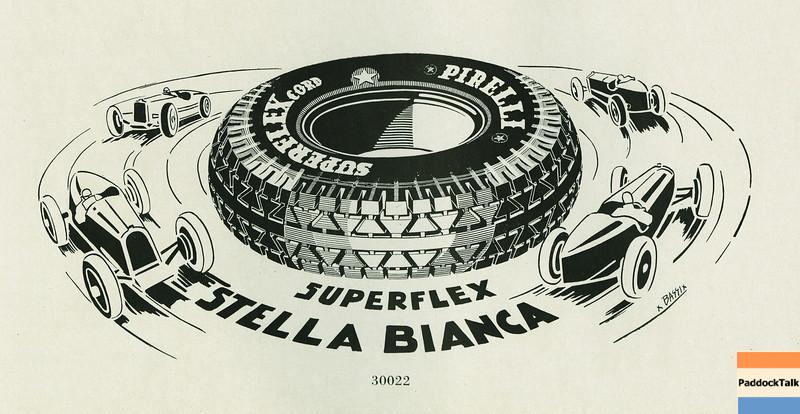 Courtesy of Pirelli