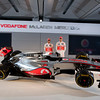 McLaren MP4-27 Technical Launch 2012