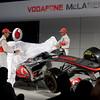 McLaren MP4-27 Technical Launch 2012
