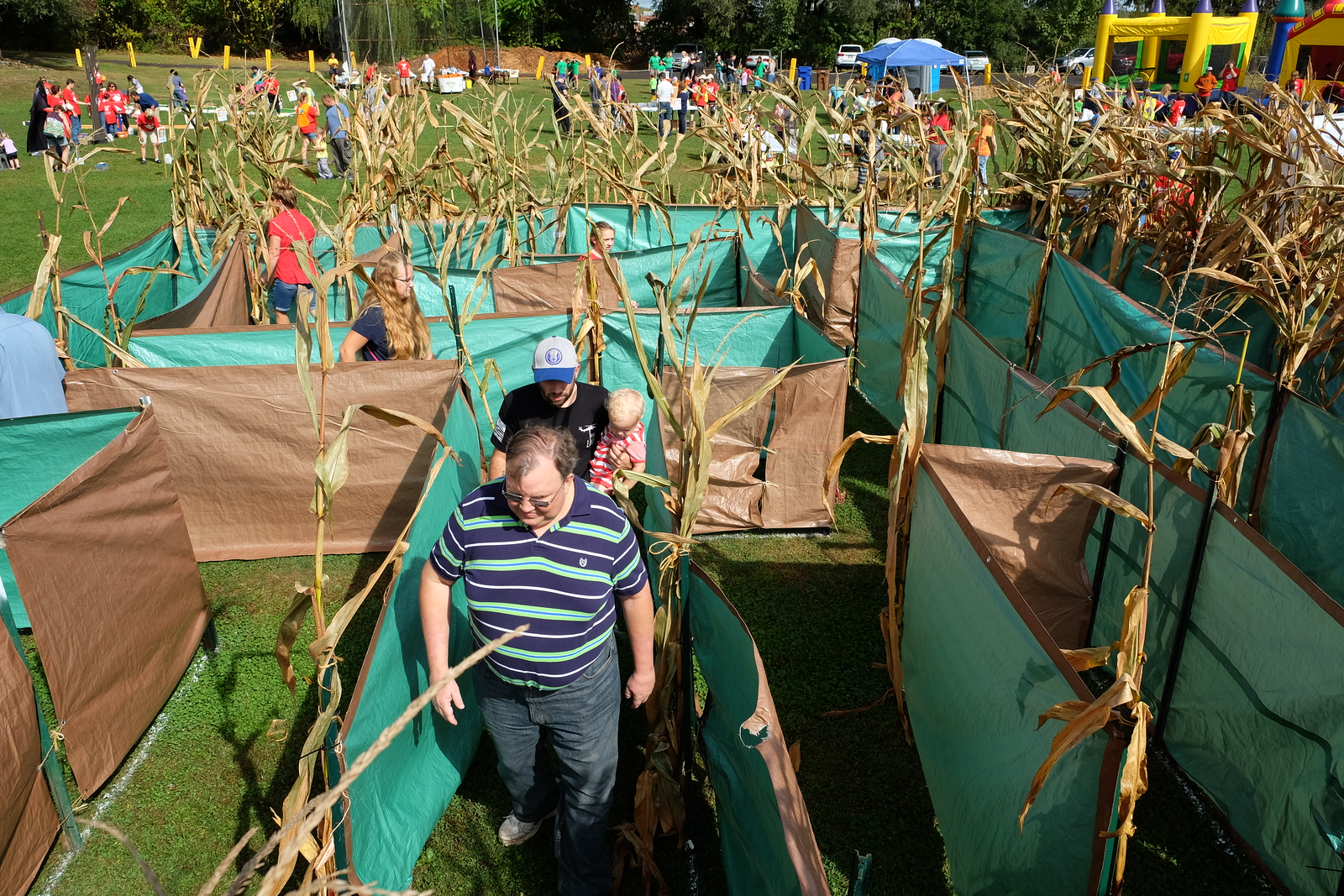 Forsyth Nature Center Fall Festival