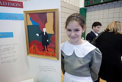Rev War Living Museum 4th Grade-1011