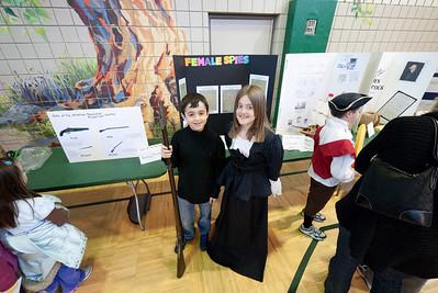 Rev War Living Museum 4th Grade-1008