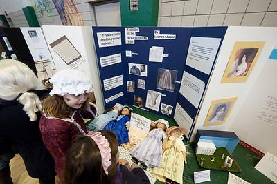 Rev War Living Museum 4th Grade-1013