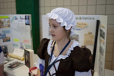 Rev War Living Museum 4th Grade-1003