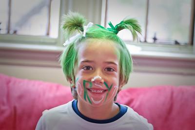 Green & White Faces-1009