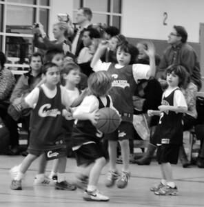 Grade 1 Basket ball 1-9-2010_-11