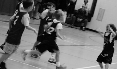 Grade 1 Basket ball 1-9-2010_-15