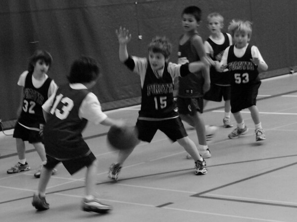 Grade 1 Basket ball 1-9-2010_-19
