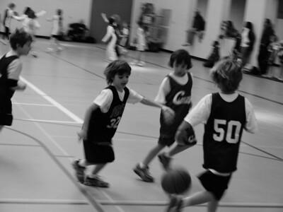 Grade 1 Basket ball 1-9-2010_-18