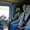 (FORT BENNING, Ga.) - Aerial photos from an installation overflight April 5, 2011, with Fort Benning and Installation Management Command-Southeast Region leadership. (Photo by John D. Helms/MCoE PAO Photographer)