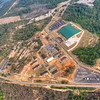 (FORT BENNING, Ga.) - Aerial photos of construction at the Warrior Training Center, McGinnis-Wickam Hall, and National Infantry Museum June 10, 2011. (Photo by Kristian Ogden/MCoE PAO Photographer)