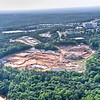 (FORT BENNING, Ga.) - Aerial photos of Fort Benning's Digital Multi-Purpose Range Complex and Combined Arms Collective Training Facility taken in May 2011. The DMPRC opened in late 2010. (Photo by MCoE PAO Photographer/U.S. Army)