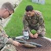 Military Working Dog Training- Selby CACTF