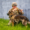 Military Working Dog Culminating Event
