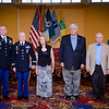 19 APR 2011 - MCoE Monthly Retirement Ceremony, Supper Club, Benning Conference Center, Fort Benning, GA.  Photo by Kristian Ogden.