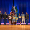 MCoE Monthly Retirement Ceremony for May, 2017