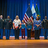 MCoE Monthly Retirement Ceremony for January, 2019