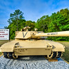 04 APR 2011 - National Armor and Cavalry Museum sign, MCoE, Fort Benning, GA.  Photo by Kristian Ogden.