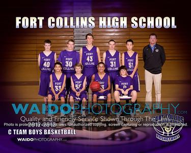 2012-2013 FCHS Boys Basketball 8179