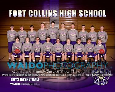 2012-2013 FCHS Boys Basketball 8170