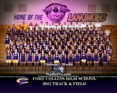 2011 FCHS Track and Field