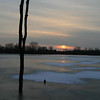 Fort Custer - Winter Sunset 2