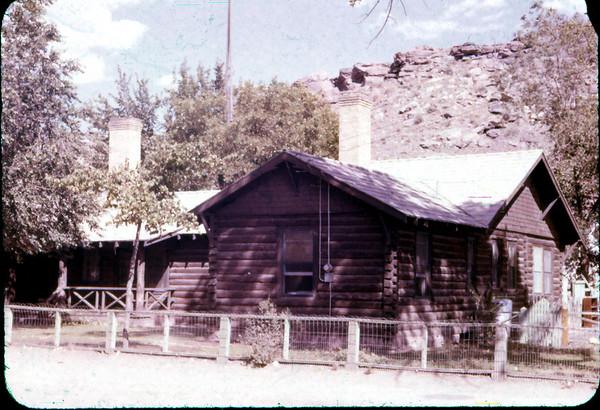 Fort Defiance 1956-58