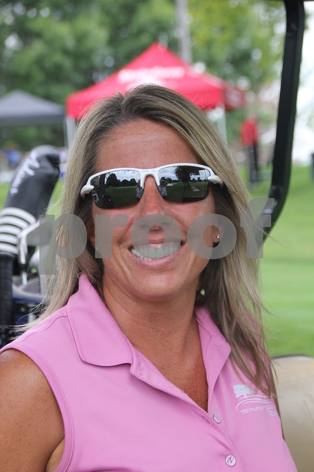 Brenda Eckard was a participant in the Fort Dodge Chamber of Commerce Golf Outing held at the Fort Dodge Country Club on Thursday, August 6, 2015. she is the wife of Darrin Eckard who also took part in the event.